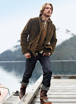 Favorite Thing Male Eddie Bauer Models Ahmusings